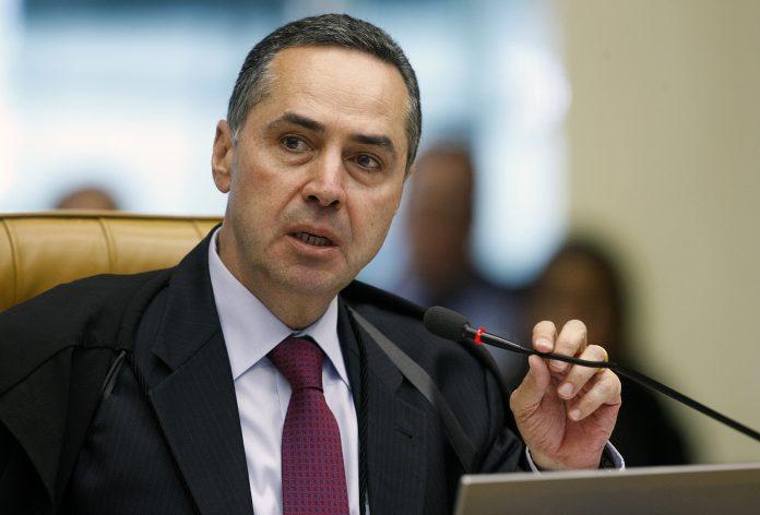Ministro Luís Roberto Barroso, do Supremo Tribunal Federal (STF)