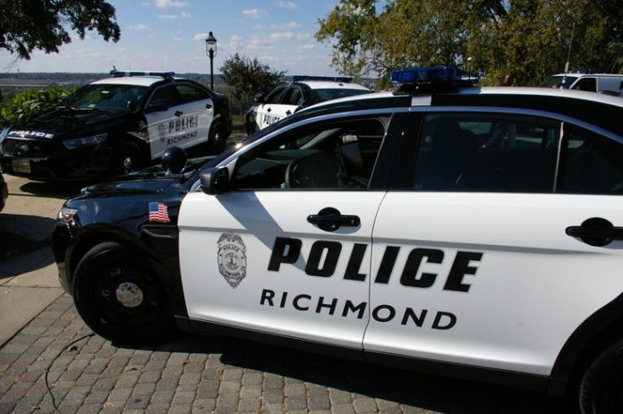 Carro da Polícia nos EUA