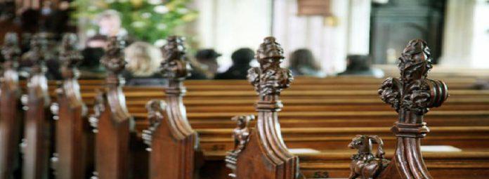 Igreja vazia representa o declínio do cristianismo na Europa