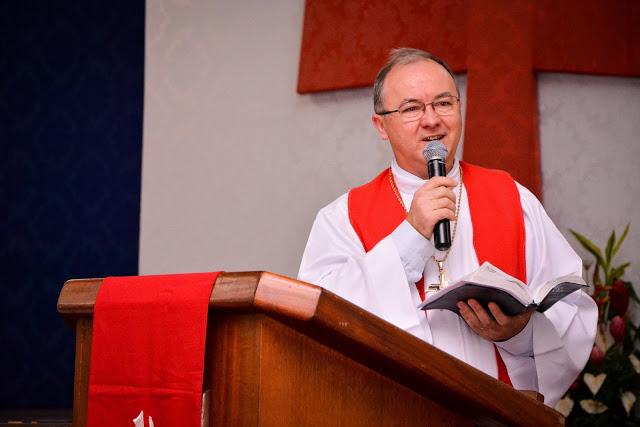 Reverendo Egon Kopereck é presidente da Igreja Evangélica Luterana do Brasil (IELB)