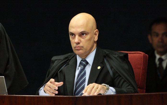 Ministro do STF Alexandre de Moraes