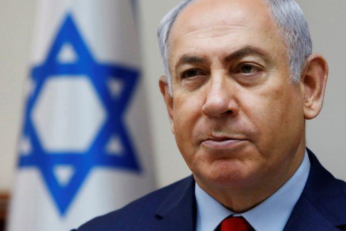 Benjamin Netanyahu , primeiro-ministro de Israel