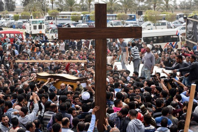 Cristãos no Egito
