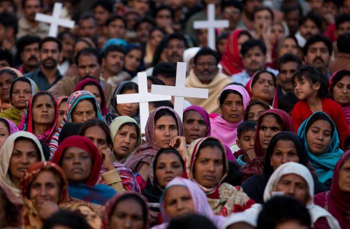 Cristãos na Ásia