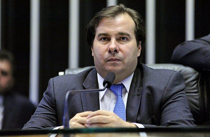 Rodrigo Maia, deputado federal e Presidente da Câmara dos Deputados em 2017