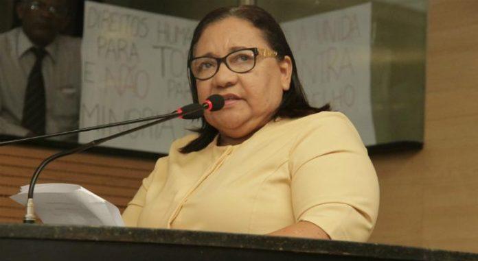 Vereadora evangélica Aimée Carvalho (PSB)