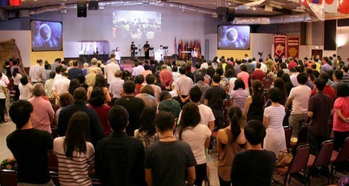 Cristãos na Malásia