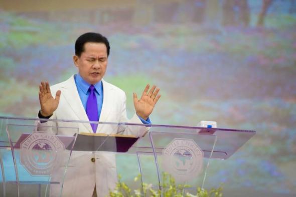 Pastor Apollo Quiboloy se autodeclara