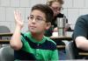 William Maillis, 11 anos, já está na Universidade em busca de se tornar um cientista para provar a existência de Deus