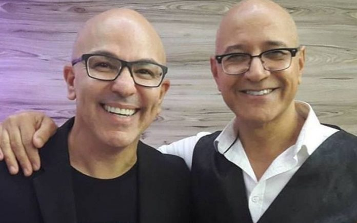 Alex Gonzaga e Sergio Lopes