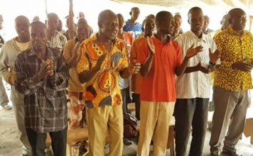 Cristãos na República Centro-Africana