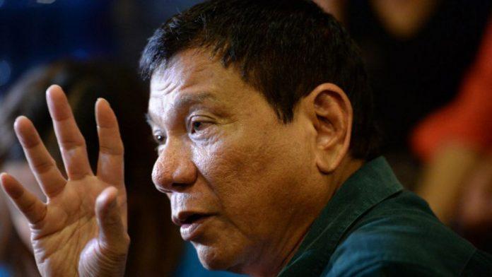 Duterte, presidente da Filipinas