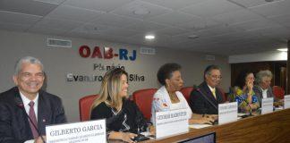 Encontro OAB-RJ com Gilberto Garcia