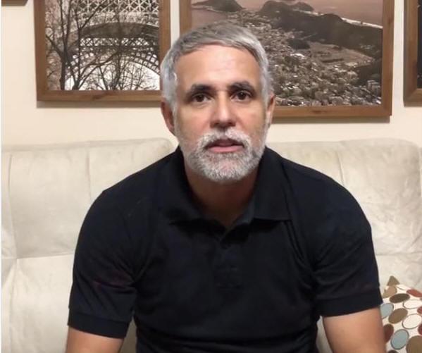Pastor Claudio Duarte