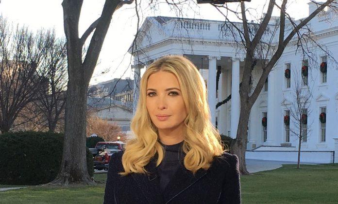 Ivanka Trump, filha do presidente dos EUA, Donald Trump