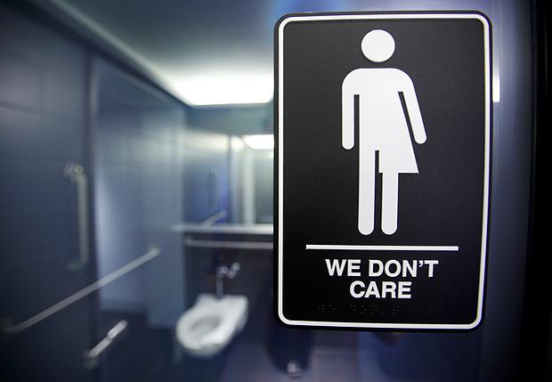 Placa de transgêneros