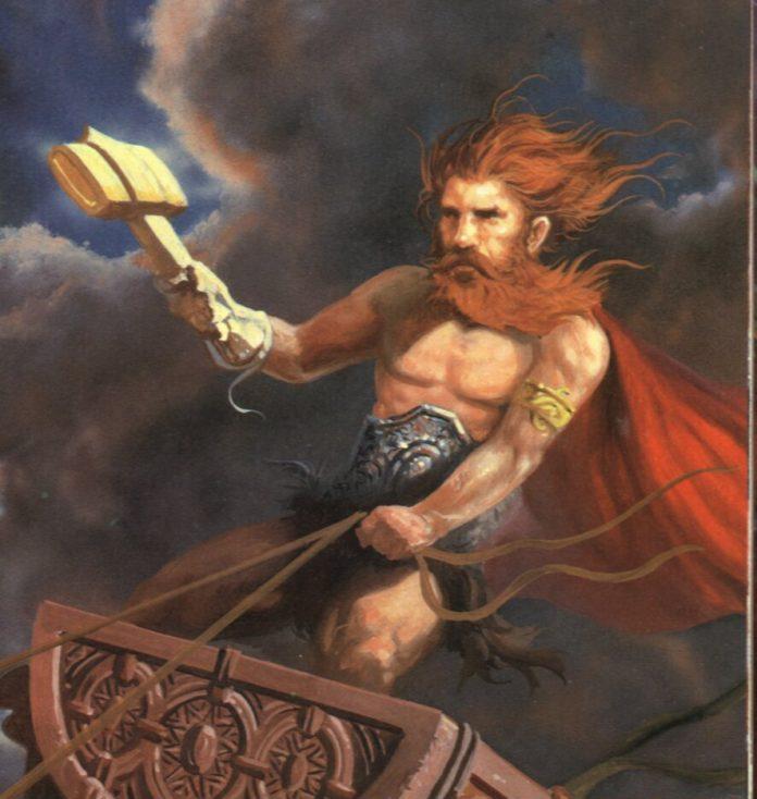 Representação de Thor