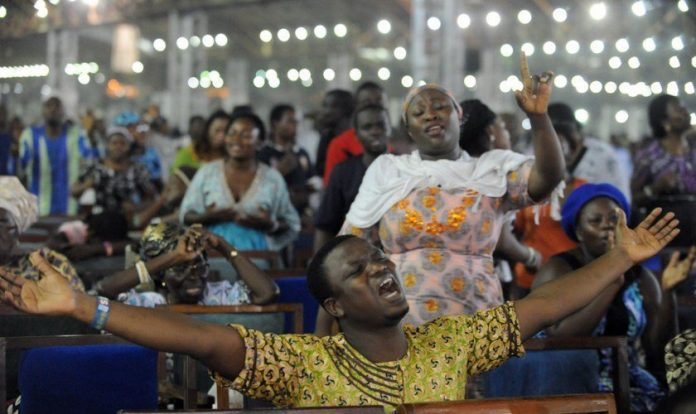 Cristãos na África