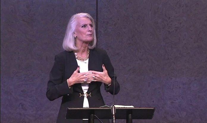 Anne Graham Lotz, filha do evangelista Billy Graham