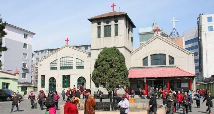 Igrejas na China