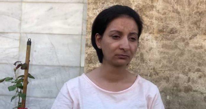 Rita tinha 26 anos quando foi sequestrada em sua cidade pelo Estado Islâmico (Imagem: The European Post)