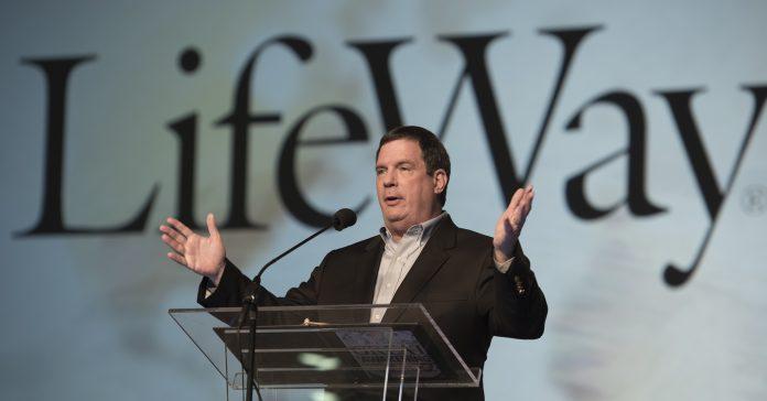 Thom Rainer, pastor e chefe da organização LifeWay Christian Resources