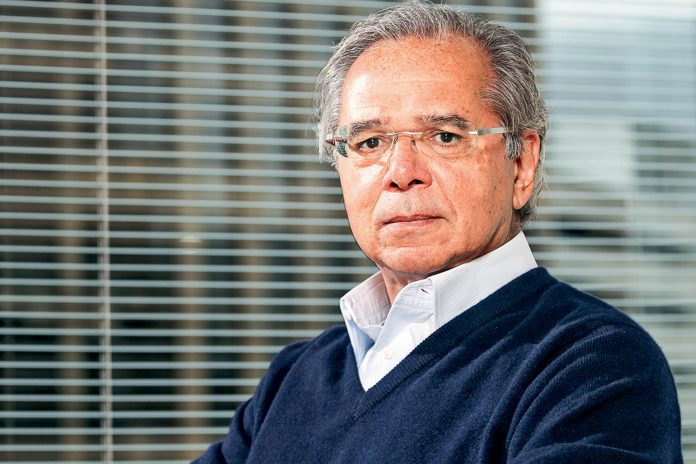 Paulo Guedes, futuro ministro do Superministério da Economia do governo de Bolsonaro