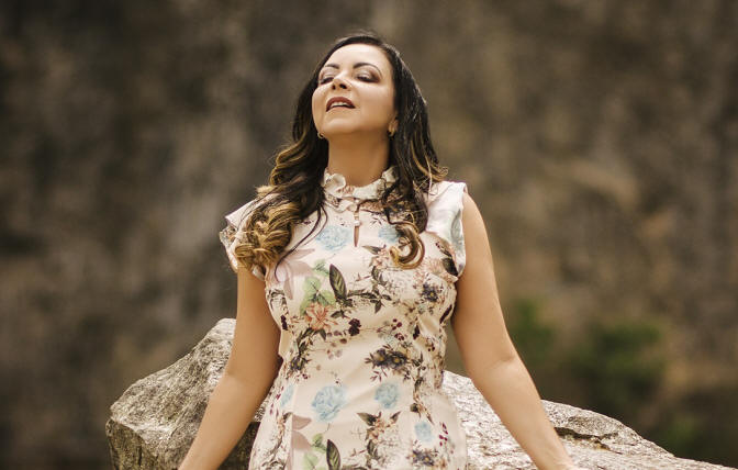 Cristina Mel (Foto: Usina do Brasil)