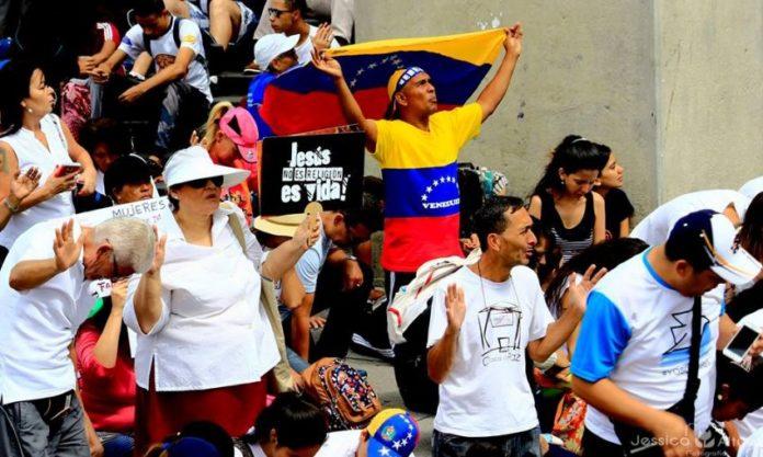 Cristãos na Venezuela