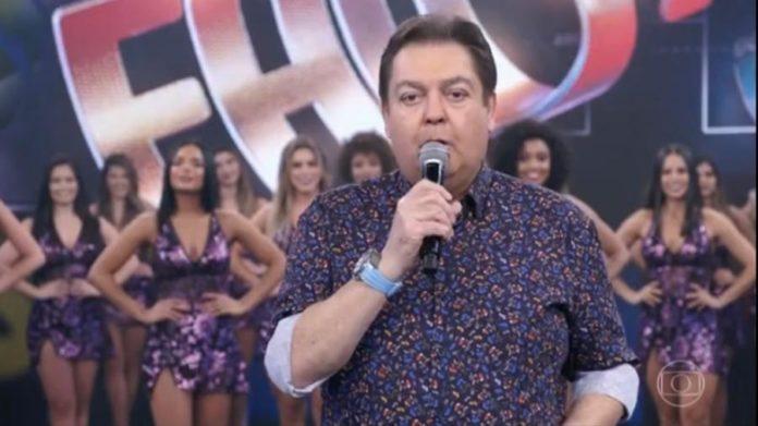 Fausto Silva, apresentador do programa