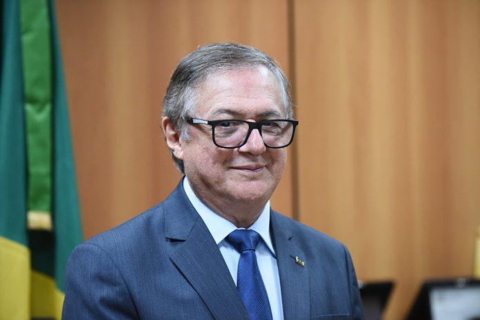 Ministro da Educação, Ricardo Vélez Rodríguez (Foto: Luis Fortes/MEC)