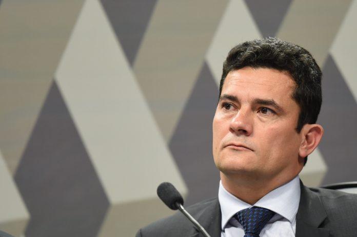 Ex-Juiz federal e ministro da Justiça e Segurança Pública, Sergio Moro