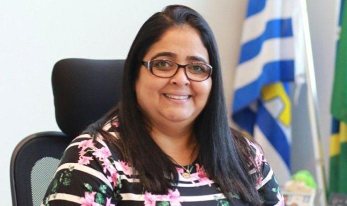 Iolene Lima é pastora da Igreja da Cidade de São José dos Campos. (Foto: Reprodução/Twitter)