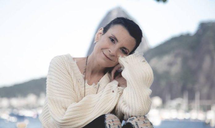 Ludmila Ferber luta contra um câncer no pulmão. (Foto: Reprodução/Facebook)