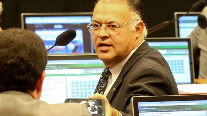 Pastor Eurico, deputado federal da bancada evangélica