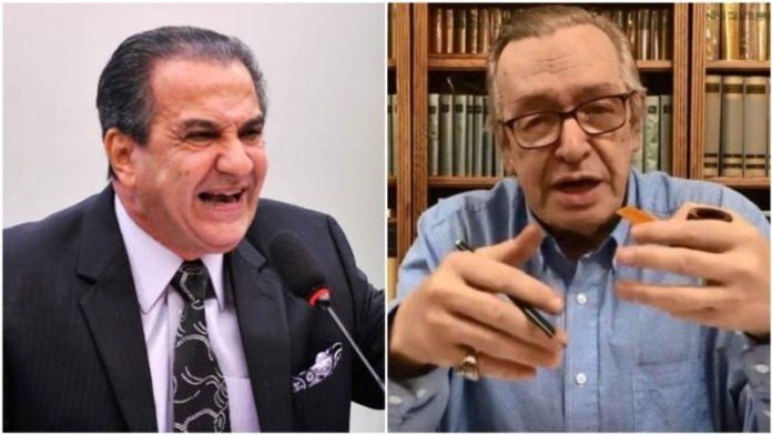 Silas Malafaia e Olavo de Carvalho trocam acusações nas redes sociais