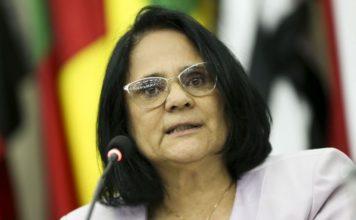 Damares Alves, ministra da Mulher, Família e Direitos Humanos