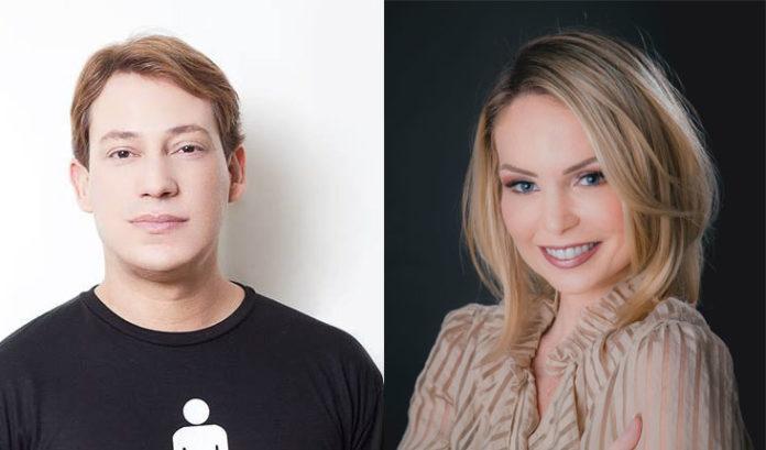 Felipe Heiderich e Bianca Toledo (Foto: Reprodução/Facebook)