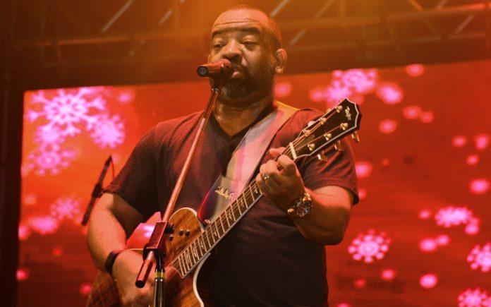 Luiz Arcanjo, líder e vocalista do Trazendo a Arca
