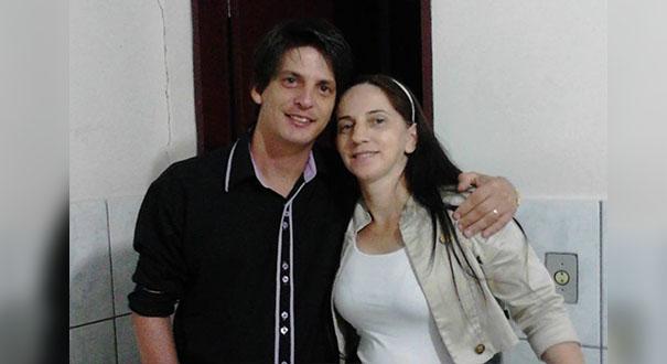 Casal de pastores acusados de contratar assassino Foto: Reprodução