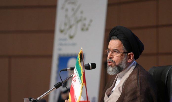 Ministro da Inteligência do Irã, Mahmoud Alavi