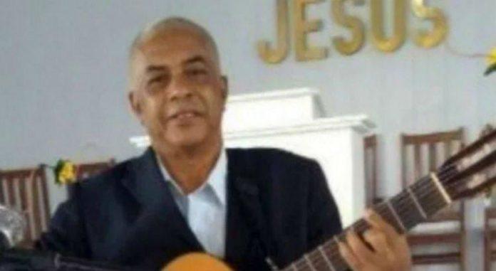 Pastor Paulo Germano da Silva (foto), de 58 anos, foi morto pelo pastor José Carlos da Silva (Reprodução / Rádio Jornal)