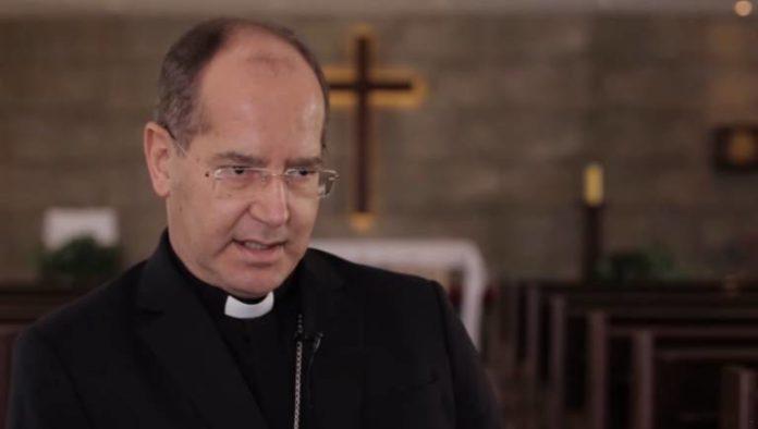 Arcebispo Walmor Oliveira de Azevedo, 13º presidente da Conferência Nacional dos Bispos do Brasil (CNBB), eleito em maio de 2019