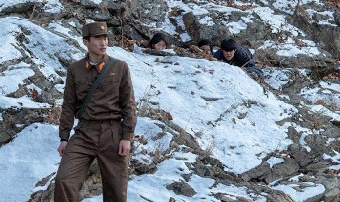 Imagem ilustrativa de guarda vigiando a fronteira da Coreia do Norte. (Foto: The Voice of the Martyrs)