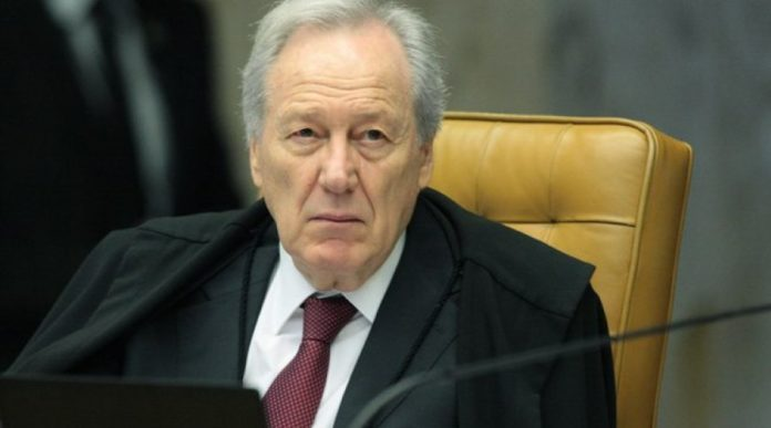 Ricardo Lewandowski, ministro do STF (Supremo Tribunal Federal)
