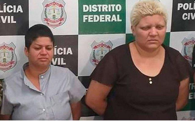 O menino Rhuan Maicon da Silva Castro, 9 anos, foi morto e esquartejado por sua mãe, Rosana Auri da Silva Cândido, 27, e a companheira dela, Kacyla Pryscila Santiago Damasceno Pessoa, 28.