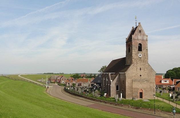Igreja na Holanda