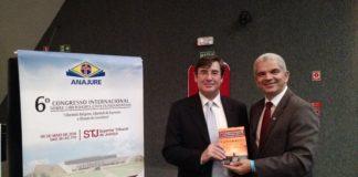 Dr. Gilberto Garcia e Dr. Javier Martínez-Torrón, 6º Congresso Liberdades Civis-ANAJURE