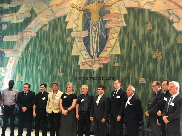 Representantes de igrejas brasileiras se reuniram em Genebra para traçar uma estratégia para lidar com situação no País. (Jamil Chade/UOL)