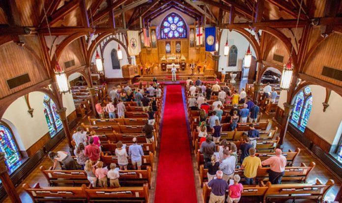 A Igreja Episcopal dos EUA vive declínio no número de membros e na frequência aos cultos. (Foto: Christian Hommel)